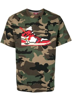 Mostly Heard Rarely Seen Virgil camouflage T-shirt