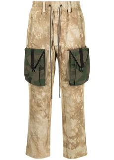 Mostly Heard Rarely Seen Zipoff cargo trousers