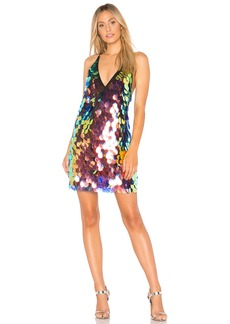 Motel Lola Sequin Dress