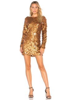 Motel Malia Sequin Dress