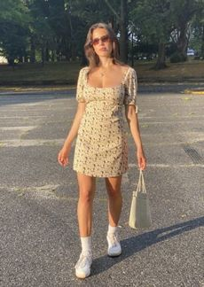 Motel Calia Mini Dress