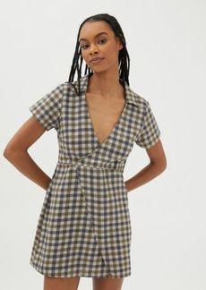 Motel Mini Wrap Dress
