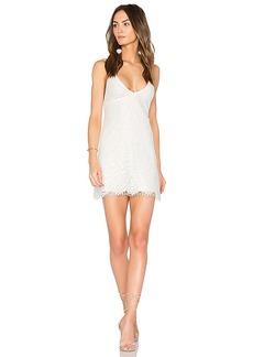 Motel Shine Dress in White. - size L (also in M,XS)