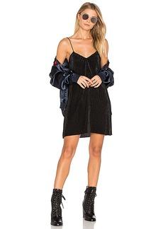 Motel Slip Dress in Black. - size M (also in L,S,XS)