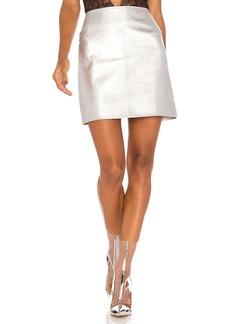Motel Topaz Mini Skirt