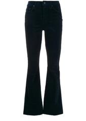 Mother Denim flared corduroy jeans