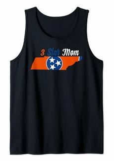 Mother Denim 3 Star Tennessee Appalachian Mom Celebration Graphic Tank Top