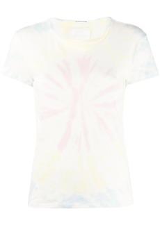 Mother Denim tie-dye slim-fit T-shirt