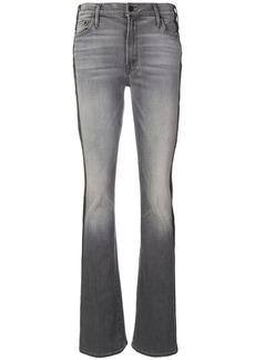 Mother Denim contrast stripe jeans