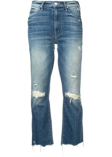 Mother Denim cropped jeans
