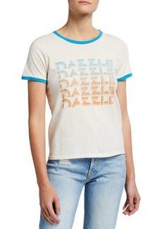 Mother Denim Enjoy It Graphic T-Shirt