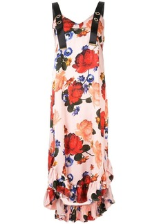 Mother Denim Florence dress with crossback straps