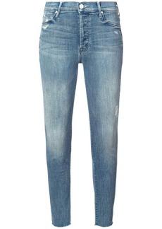 Mother Denim Graffiti Girl jeans