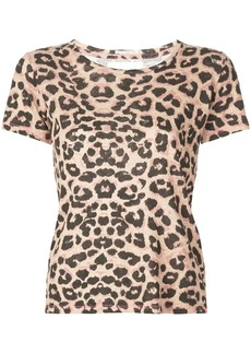 Mother Denim leopard print T-shirt