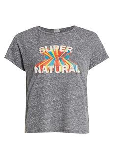 Mother Denim Little Goodie Goodie Supernatural T-Shirt