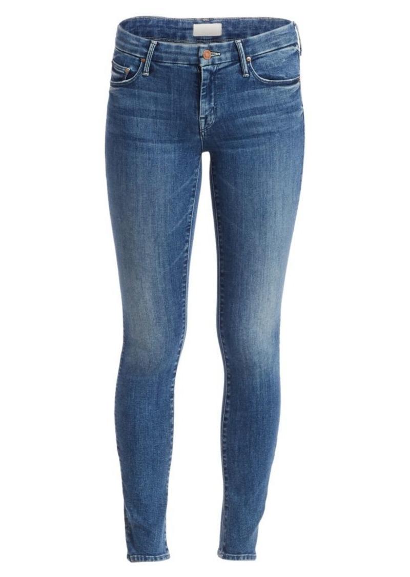 Mother Denim Looker High-Rise Skinny Jeans