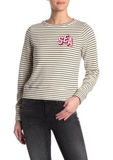 Mother Denim Matchbox Sweater