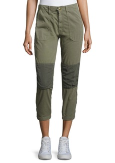 Mother Denim Army Racketeer Jogger Pants