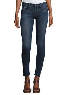 Mother Denim Looker Mid-Rise Skinny Jeans