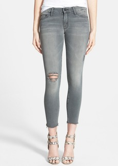 Mother Denim MOTHER Frayed Ankle Jeans (Last Chance Saloon)