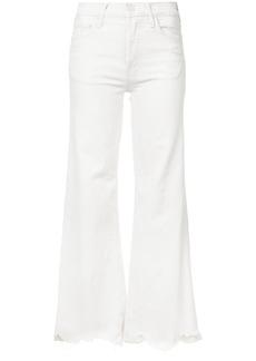Mother Denim high-waist flared jeans