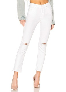 Mother Denim MOTHER High Waisted Rascal Ankle Jean