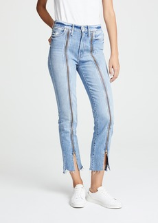 Mother Denim MOTHER High Waisted Rascal Misbeliever Jeans