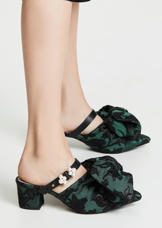 Mother Denim Mother of Pearl Ivy Mules