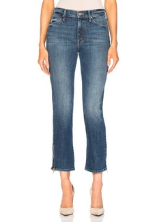Mother Denim MOTHER Rascal Ankle Zip