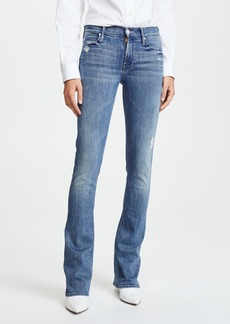 Mother Denim MOTHER Runaway Skinny Flare Jeans