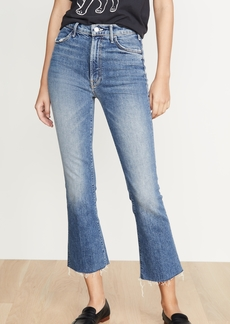 Mother Denim MOTHER Superior The Hustler Ankle Fray Jeans