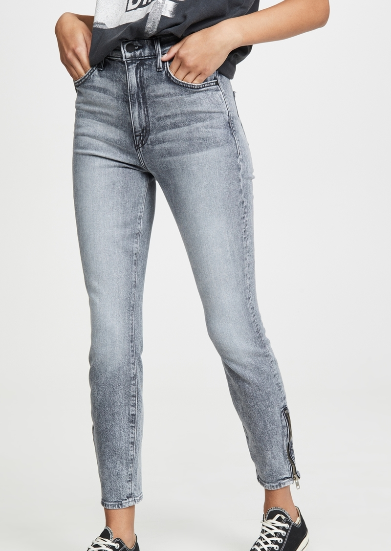 Mother Denim MOTHER Swooner Ankle Zip Jeans