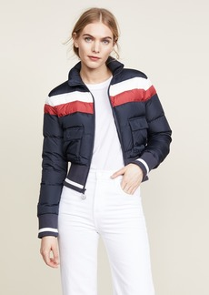 Mother Denim MOTHER The Big Rib Puffer Jacket