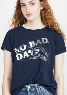 Mother Denim MOTHER The Boxie Goodie Goodie Tee