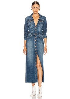 Mother Denim MOTHER The Cover Up Dress