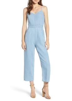 Mother Denim MOTHER The Cut It Out Jumpsuit