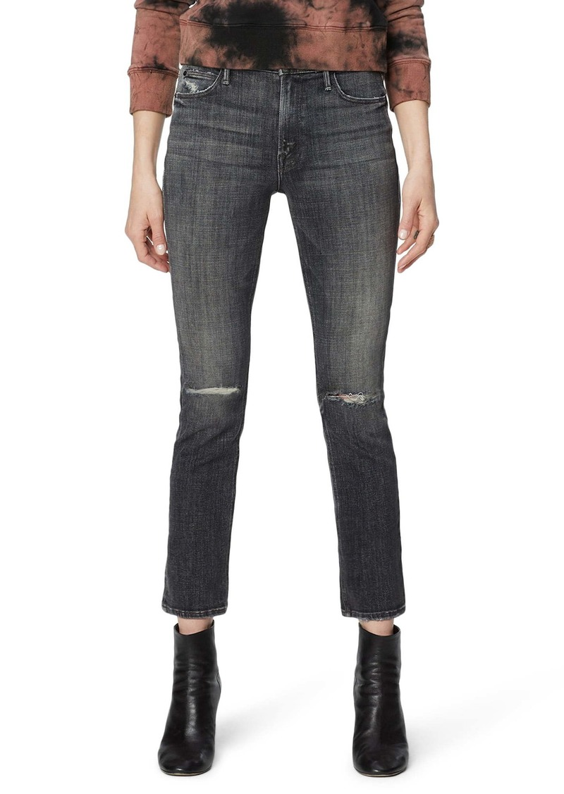 Mother Denim MOTHER The Dazzler Ankle Straight Leg Jeans