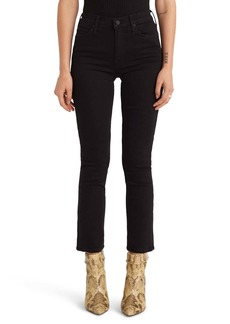 Mother Denim MOTHER The Dazzler Ankle Straight Leg Jeans (Not Guilty)
