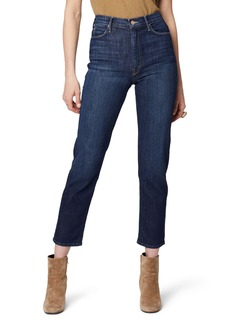 Mother Denim MOTHER The Dazzler High Waist Ankle Straight Leg Jeans (Clean Sweep)