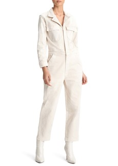 Mother Denim MOTHER The Fixer Utility Jumpsuit