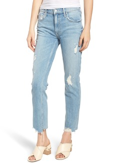 Mother Denim MOTHER The Flirt Ankle Slim Jeans (Thanks for Nothing)