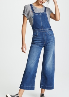 Mother Denim MOTHER The Greaser Overalls