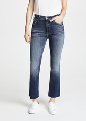 Mother Denim MOTHER The Hustler Ankle Fray Jeans