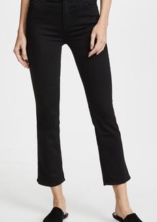 Mother Denim MOTHER The Insider Crop Jeans