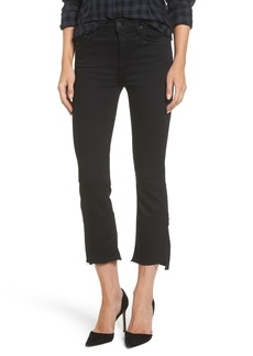 Mother Denim MOTHER The Insider Crop Jeans (Not Guilty)