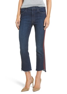 Mother Denim MOTHER 'The Insider' Crop Step Fray Jeans (Crushing It)