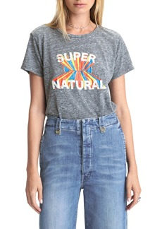 Mother Denim MOTHER The Little Goodie Goodie Graphic Tee