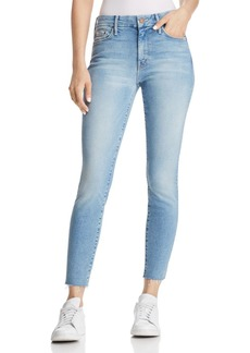 Mother Denim MOTHER The Looker Ankle Skinny Jeans in Ready to Roll