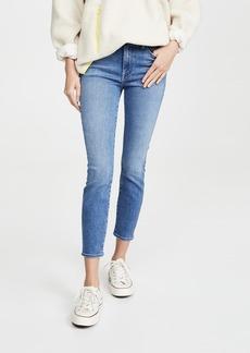 Mother Denim MOTHER The Looker Crop Jeans