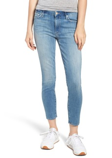 Mother Denim MOTHER The Looker Crop Skinny Jeans